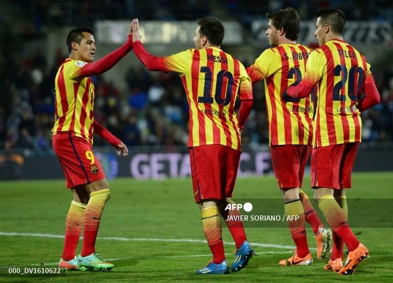 Barcelona avanzó a los Cuartos de Final de la Copa del Rey ...