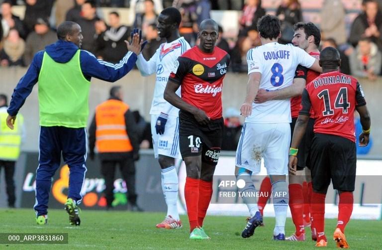 Ліга 1. 30-й тур. Сент-Етьєн розібрався із Сошо, Ліон подужав Генгам, Лілль не програв Монако - изображение 9
